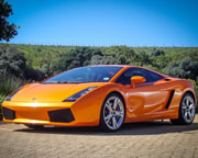 Lamborghini and Ferrari 1 Hour Drive and Dine - Yarra Valley