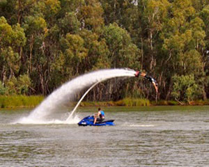 Flyboard Murray Bridge Adelaide - 15 Minute Flight For 2