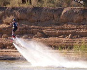 Flyboard Murray Bridge Adelaide - 25 Minute Flight