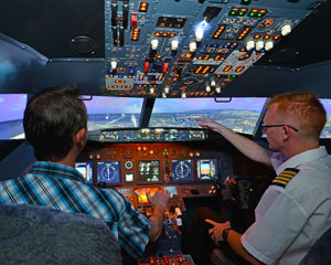 Flight Simulator, Adelaide - 60 Minute Flight (7 Days)