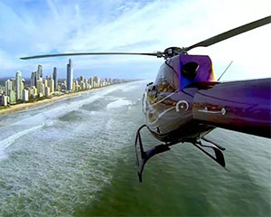 Helicopter Scenic Flight, 10 Minutes - Gold Coast