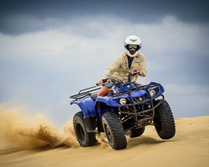 Quad Biking Port Stephens, Stockton Sand Dunes Ultimate Quad Bike Combo