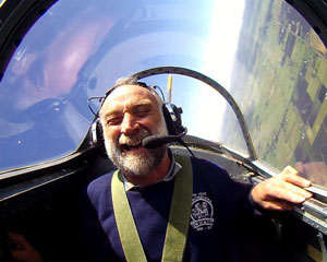 Aerobatics, 15 Minute Flight in a Warbird - Melbourne (Tooradin)