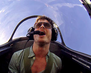 Aerobatics, 20 Minute Flight in a Warbird - Melbourne (Tooradin)
