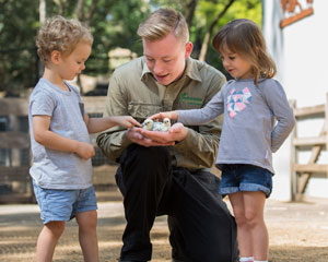 Featherdale Wildlife Park, Child Entry (Ages 3-15 Years) - Sydney