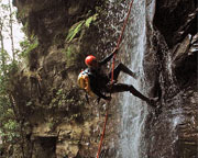 Canyoning Sydney, Empress Falls Canyon, Blue Mountains