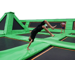 Trampoline Arena Entry, 1 Hour - Penrith