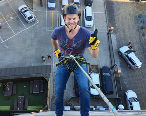 Introduction to Abseiling - Melbourne CBD