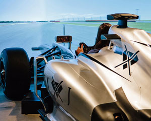 F1 Racing Simulator, 30 Minutes - Brisbane