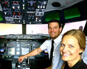 Flight Simulator, Gold Coast - 60 Minute Flight