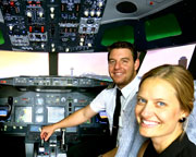 Flight Simulator, Gold Coast - 60 Minute Flight