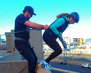 Abseiling Forward Run WEDNESDAY SPECIAL Melbourne
