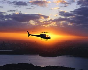 Helicopter Twilight Tour Of Sydney For 2, 25-minute - Sydney (Includes City Transfer)