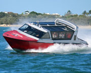 Jet Boat Ride, 55 Minutes - Mooloolaba, Sunshine Coast