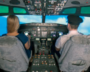 Flight Simulator, Brisbane - 90 Minute Flight
