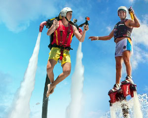 Jet Pack OR Board Flight, In-Water Training PLUS 10 Minute Flight - Gold Coast