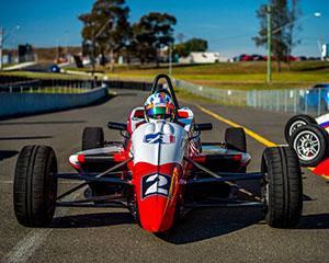 F1-Style Race Car Ride, 4 Laps - Sydney Motorsport Park, Eastern Creek WEEKEND
