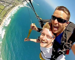 Skydiving Over The Beach Wollongong - Weekend Tandem Skydive Up To 10,000ft - Free Sydney Transfer