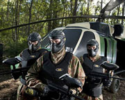 Paintball Brisbane (Petrie) - Entry, Full Day Games Plus 100 Paintballs SPECIAL OFFER!