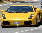Lamborghini Gallardo Drive, 1 Hour FATHER'S DAY SPECIAL - Mornington Peninsula