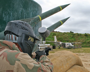 Paintball Melbourne (Dingley) - Entry, Full Day Games Plus 800 Paintballs