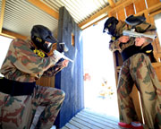 Paintball Perth (Bonneys) - Entry, Full Day Games Plus 800 Paintballs