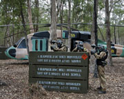 Paintball Sydney (Appin) - Entry, Full Day Games Plus 800 Paintballs