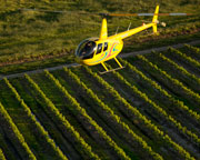 Helicopter Scenic Flight For 3 People, 20 Minutes - Barossa Valley