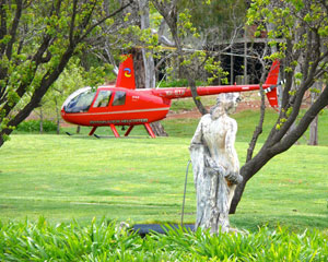 Helicopter Winery Tour, Millbrook Winery Adventure For 2 - Perth