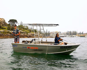 Boat Hire, Sydney Harbour, 4 Hour Hire - Manly