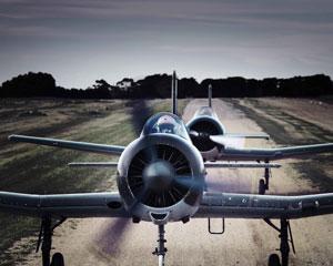 Aerobatic Warbird Flight, 35 minutes - Moorabbin, Melbourne