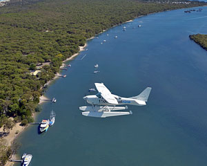 Seaplane Flight For 2, South Stradbroke Island Adventure Weekday SPECIAL - Gold Coast
