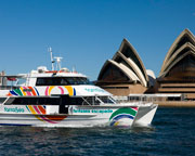 Sydney Harbour Cruise to Bondi Beach - Sydney