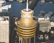 Sydney Tower Eye Observation Deck & 4D Cinema Admission