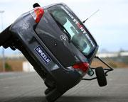 Stunt Driving Wild Ride Plus USB Video Footage - Sydney