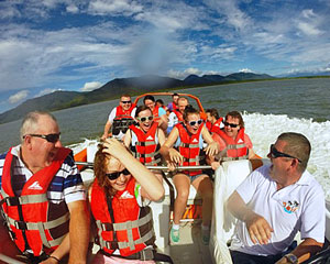Jet Boat Ride Cairns, 35 Minutes