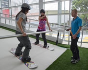 Indoor Snowboarding, 1 Hour Group Session - Alexandria Sydney