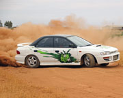 Rally Driving, 8 Lap Drive Plus 1 Hot Lap - Barmera
