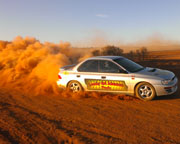 Rally Driving, 5 Lap Rally Drive - Barmera
