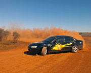 Rally Driving South Australia, Rally Hot Lap - Barmera