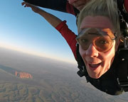 Skydiving Over Ayers Rock Uluru SPECIAL OFFER FOR 2