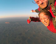 Skydiving Over Ayers Rock Uluru at Sunrise or Sunset SPECIAL OFFER FOR 2