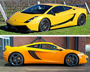 Drive a Lamborghini Gallardo, Hunter Valley 3 Hour Cruise plus Passenger - Newcastle
