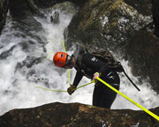 Canyoning Sydney, Butterbox Canyon, Blue Mountains