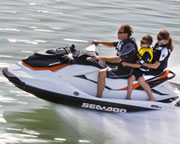 Jet Ski Hire (NO LICENCE REQUIRED!), 1.5 Hour - Melbourne EARLY BIRD SPECIAL OFFER!