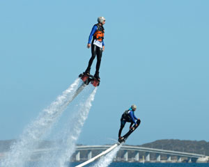 Jet Pack OR Flyboard Experience, 15 Minutes - Rockingham, Perth