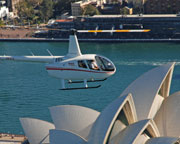 Helicopter Private Flight for 2, 25-minute - Sydney