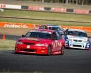 V8 Race Car 9 Lap Drive & 3 Lap Ride - Queensland Raceway