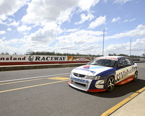 V8 Race Car 12 Lap Drive & 3 Lap Ride - Queensland Raceway