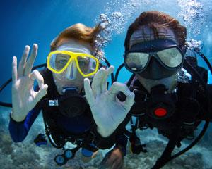 PADI Scuba Diving, Open Water Course, 2 Days, Morninton Peninsula - Melbourne